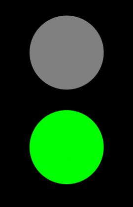 Semafor - pređi ulicu ako je zeleno
